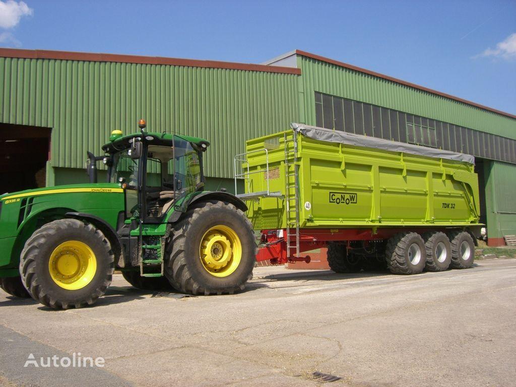 CONOW TDK 32 remorque transport de céréales neuf