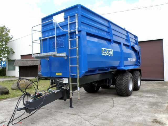 CONOW TMK 22 /7000 remorque transport de céréales