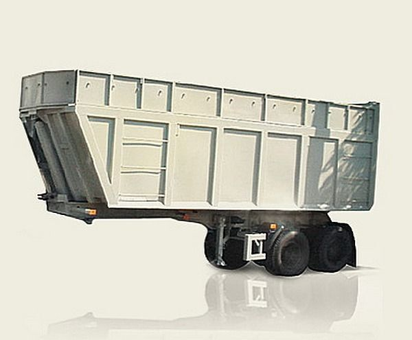 MAZ 950600-030 Semi-remorque benne neuf