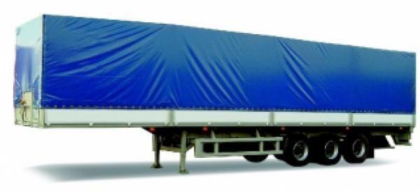 MAZ 975830 semi-remorque plate-forme neuf