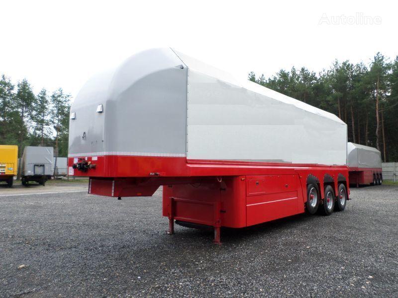 LANGENDORF GLAS Floatliner - Inloader SGL-3 KILKA SZTUK na sprzedaż  semi-remorque porte verre