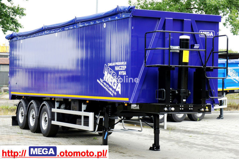 MEGA 55/11300 KD semi-remorque transport de céréales neuve