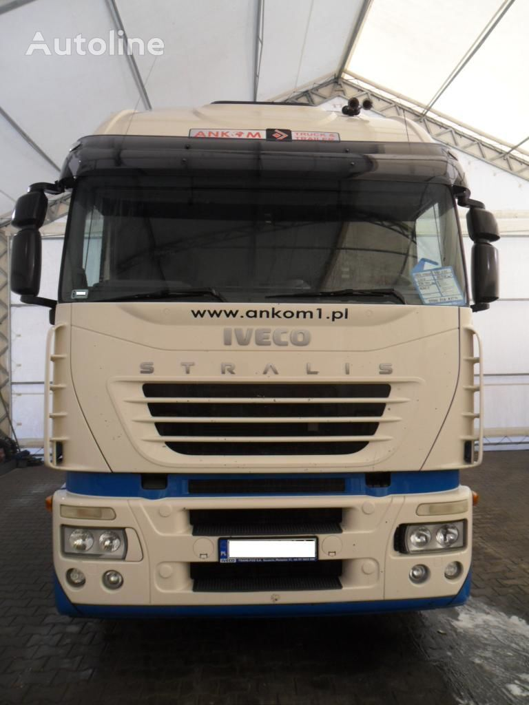 IVECO STRALIS 440 S42  tracteur routier
