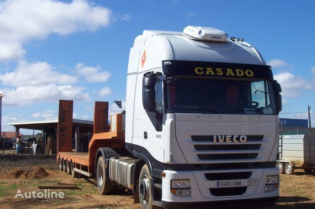 IVECO STRALIS 500 tracteur routier