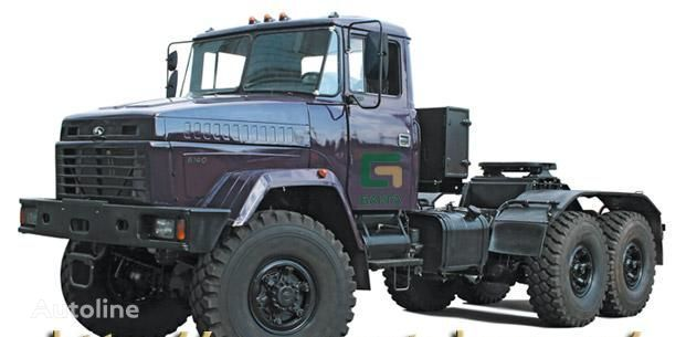KRAZ 6140TE tracteur routier neuf