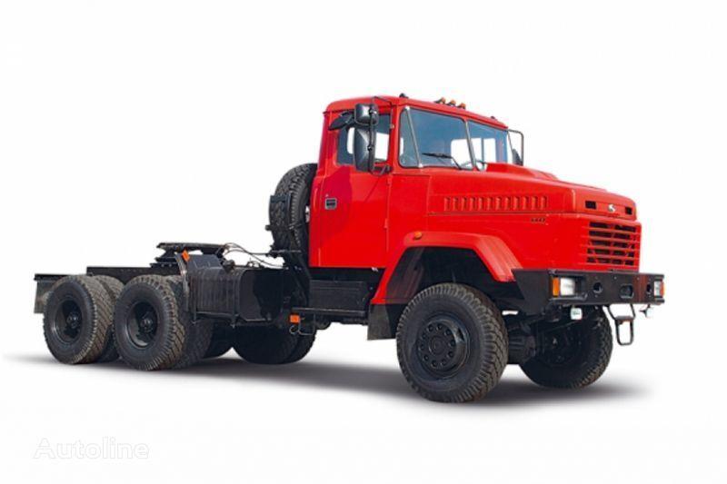 KRAZ 6443 tracteur routier