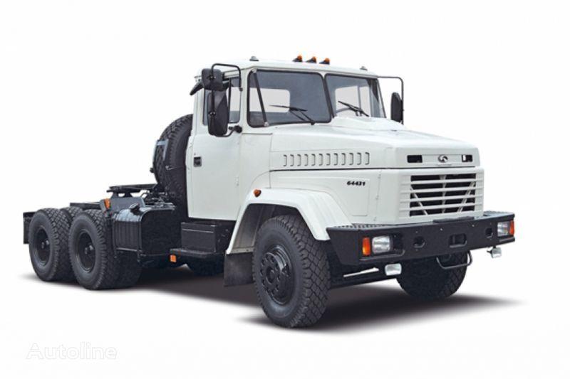 KRAZ 64431 tracteur routier