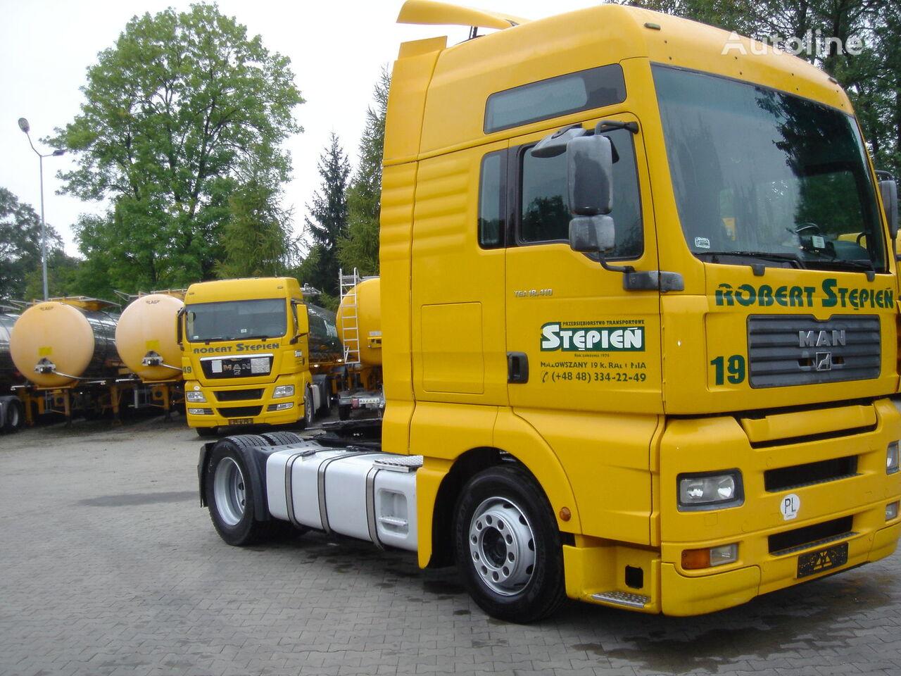 MAN TGA 18.413 tracteur routier