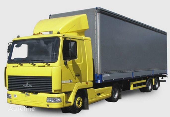 MAZ 447131 tracteur routier neuf