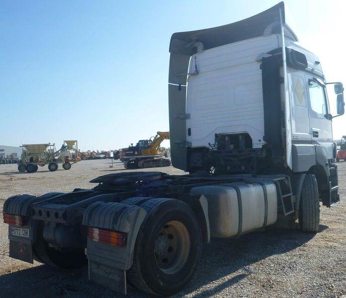 MERCEDES-BENZ Axor 1843 LS tracteur routier