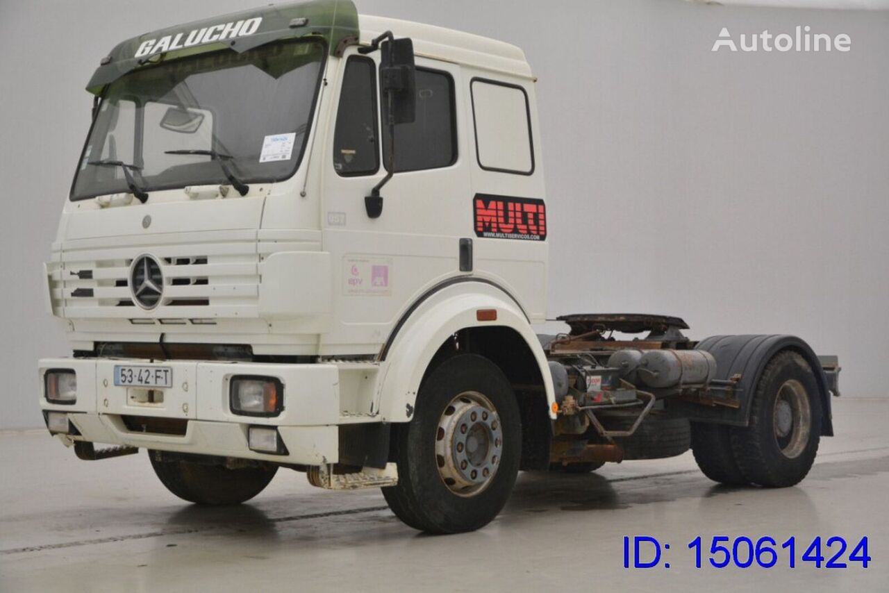MERCEDES-BENZ SK 1834 * 1934 * 2034 LS tracteur routier