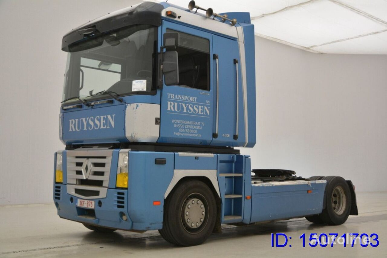 RENAULT AE MAGNUM 460 DXI tracteur routier