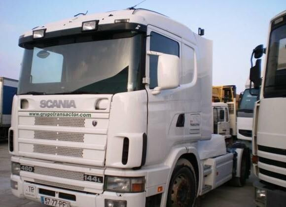 SCANIA L 144L460 tracteur routier
