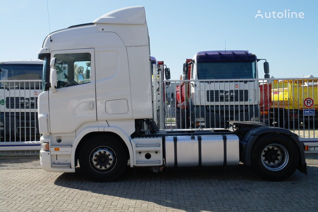 SCANIA R 480 HIGHLINE tracteur routier